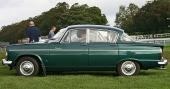 Eleganta linjer och en viss likhet med samtida Vauxhall Velox och Cresta! Synd bara att Sceptre inte erbjöd någon 6-cyl motor.