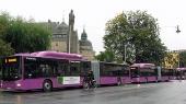 Om nu stora fordon anses förhatliga. Är önskemålet att även förbjuda bussar i stadstrafik?