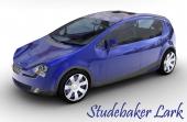 Sannolikt är detta den kommande Studebaker Lark som årsmodell 2016—2017.