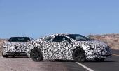 Ännu en bild från testkörning med Cadillac ELR.