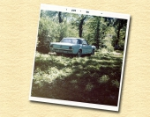 På skogsäventyr i juni 1964.