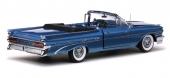 En djärv design kännetecknar 1959 Pontiac och den återförs med bravur även på modellbilarna.