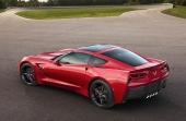 Corvette har lite märkligt övergett sina traditionella runda baklampor. Men det är karossens formspråk som går igen även i baklamporna.
