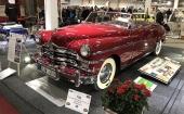 En fantastisk 1949 Chrysler Windsor Highlander Convertible.