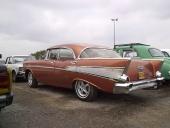 1957 Chevrolet Sport Sedan i bra bruksskick.