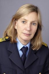 Länspolismästare Carin Götblad i Stockholm. Vem bär ansvaret?  Foto: Peter Knutson