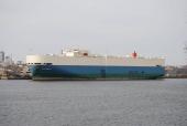 RoRo-fartygen trafikerar idag alla världshaven med sin viktiga last av bilar!