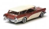 En utomordentligt välbyggd modellbil av en, av de mest attraktiva 50-talsbilarna.