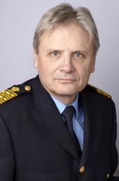 Rikspolischef Bengt Svenson. Vem bär det yttersta ansvaret?  Foto:  Peter Knutson