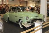 Denna 1950 Chevrolet Styleline DeLuxe Bel Air är som en smekning för sinnet.