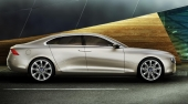 Som modet föreskriver ägnas merparten av bilens längd till kupéutrymmet.