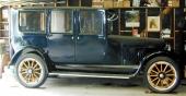 1918 Nash Model 684 4dr Sedan.