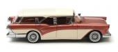 Eftersom Caballero är en 4dr hardtop wagon, så får man god inblick för att studera vagnens eleganta inredning.