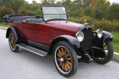 1921 Nash Big Six Model 681 Touring.