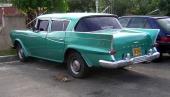 Ännu en 1959 Rambler Super Six i verkligt fint originalutförande. En vagn med klass och kvalitet.