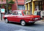 Första generationens Audi.