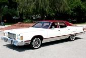 1978 Mercury Grand Marquis var extremt lyxiga och låg mycket nära Lincoln i både prestige och utseende.
