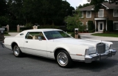 1975 Lincoln Continental Mark IV.