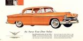 Savoy 4dr Sedan var en populär modell i mellanregistret. Såldes en hel del även i Sverige.