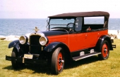 1925 Nash 4dr Touring.