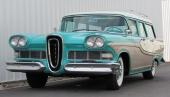 Edsel Bermuda var märkets mest påkostade stationsvagn.