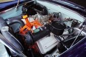 Med sin Hemi-V8 var Dual-Ghia en mycket snabb, sportig vagn.