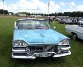 Denna trevliga 1958 Dodge Coronet Hardtop Coupe är såld fabriksny i Sverige 1958. Inte nog med det. Med största sannolikhet är den även tillverkad i Sverige!