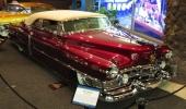 En 1952 Cadillac Series 62 Convertible efter behandling av John D´Agostino.