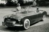 1951 års concept-version av Nash Healey.