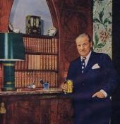 Donald Healey efter ett långt och innehållsrikt liv, är värd en stunds tillbakablick, med en drink i hemmet.