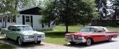 En familj som definitivt älskade 1959 Edsel.