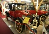 Ytterligare en tidig amerikanare är denna 1920 Dodge Brothers Model 30 Roadster. Bilmärket ändrades sedan till enbart Dodge när Chrysler Corporation tog över produktionen.