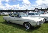 Riktiga fullsize av sent sextiotal har blivit populärt. Här en skön 1968 Buick Electra 225 Hardtop Sedan.