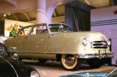 Den 14 april 1950 presenterades compactbilen Nash Rambler för allmänheten. Förhandsvisningen för återförsäljarna pågick från den 27 mars till den 10 april.